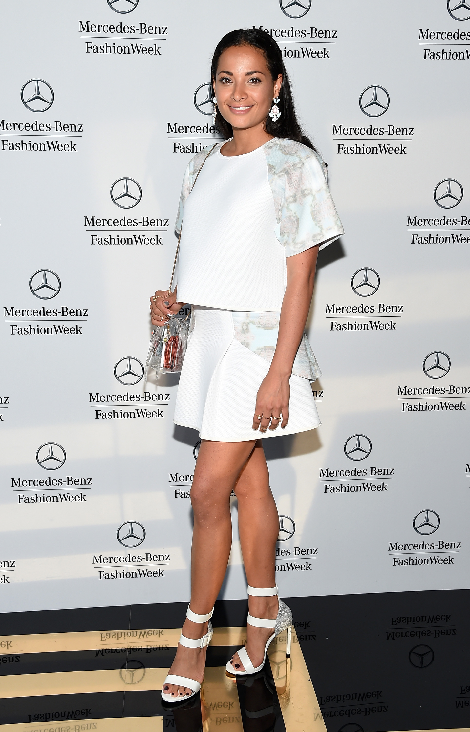 Mercedes-Benz Fashion Week Spring 2015 - Official Coverage - People And Atmosphere Day 2