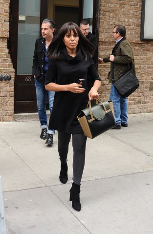 Celebrity Sightings in New York City - May 5, 2016