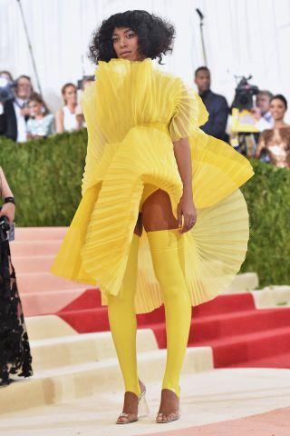 'Manus x Machina: Fashion In An Age Of Technology' Costume Institute Gala