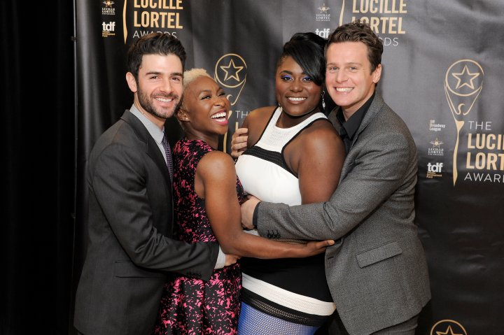 31st Annual Lucille Lortel Awards - Press Room