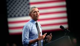 President Obama Speaks On Ongoing Water Contamination Crisis In Flint