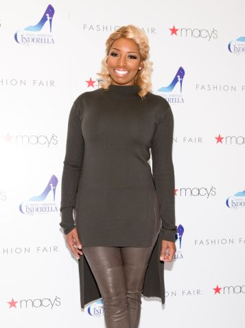 NeNe Leaks And The Cast Of 'Roger + Hammerstein's Cinderella' Visit Macy's Herald Square