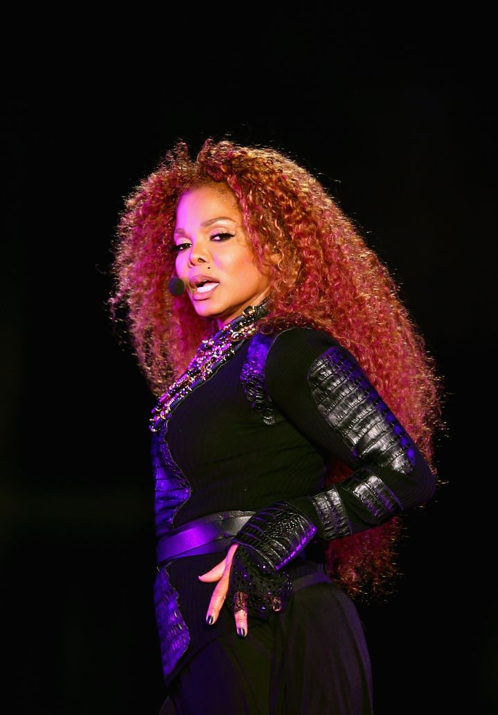 Happy Birthday, Janet Jackson!