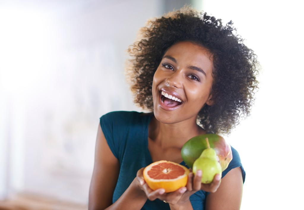 The ingredients for a healthy smile