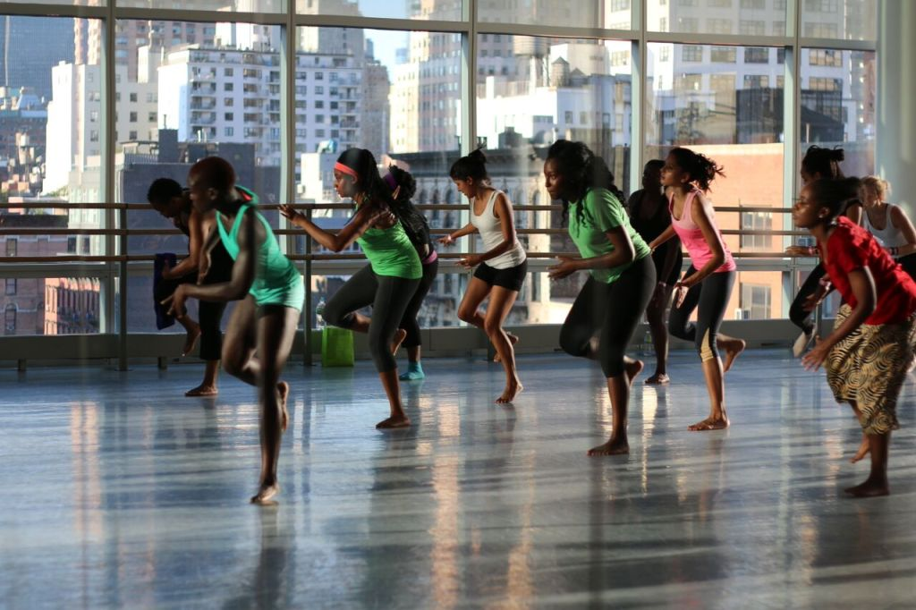 The Ailey Extension