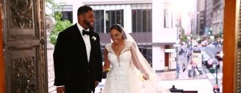 The Knot Dream Wedding - NFL Player Devon Still Marries Asha Joyce