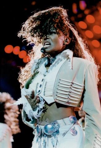 Janet Jackson...