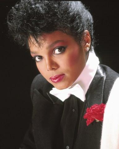Janet Jackson Portrait Session