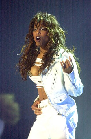 MTV Icon Tribute to Janet Jackson