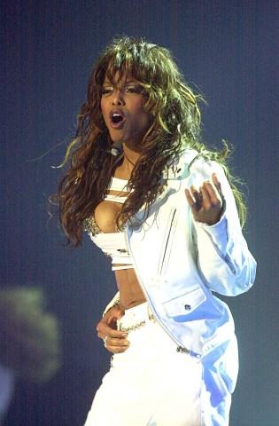 MTV Icon Tribute to Janet Jackson