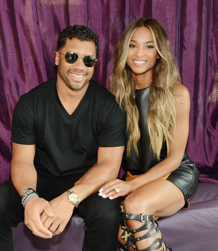 Ciara & Russell's Nuptials