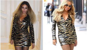 Mariah Carey vs Beyonce