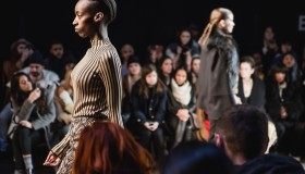 Sally LaPointe - Front Row - Fall 2016 New York Fashion Week