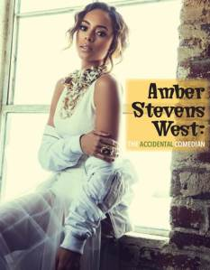 Amber Stevens Rolling Out Magazine