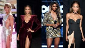 Ciara At The Billboard Music Awards