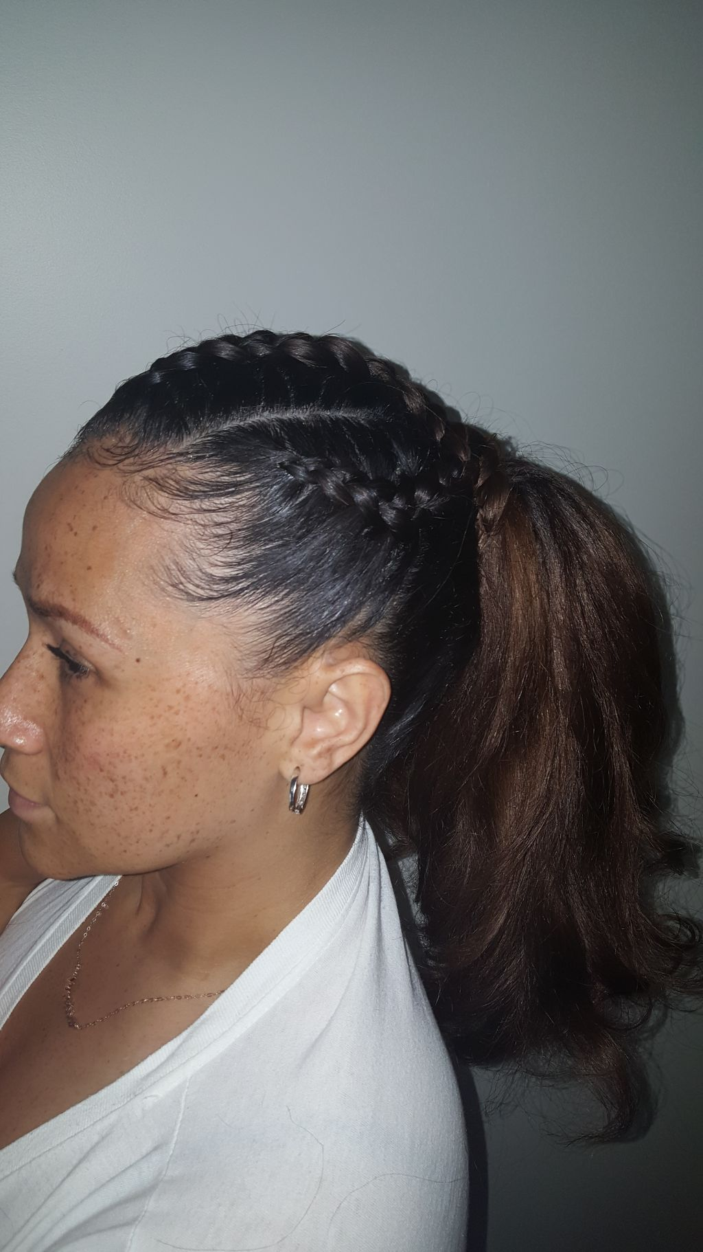GET THE LOOK: Evoke Springtime Fly With These Braided Styles