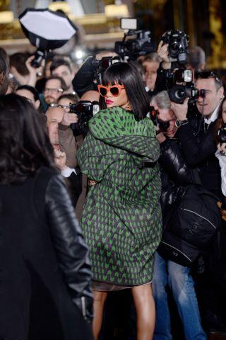Stella McCartney - Runway RTW - Fall 2014 - Paris Fashion Week