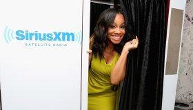 Celebrities Visit SiriusXM - May 24, 2016
