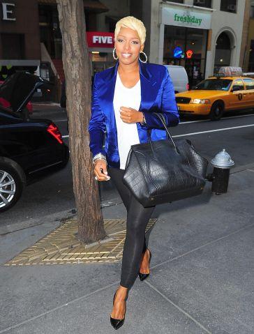 Celebrity Sightings In New York City - January 3, 2013