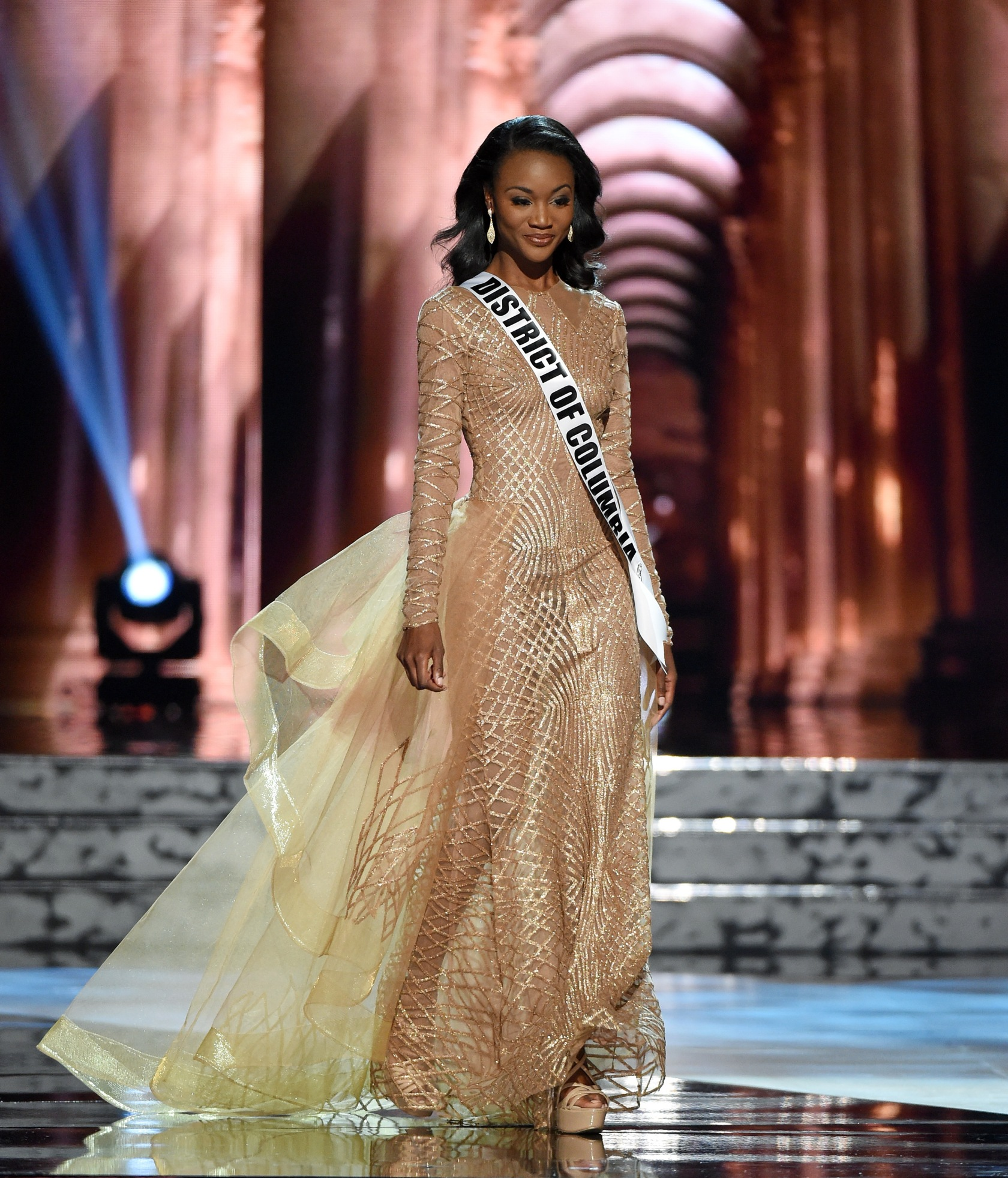 2016 Miss USA Preliminary Competition