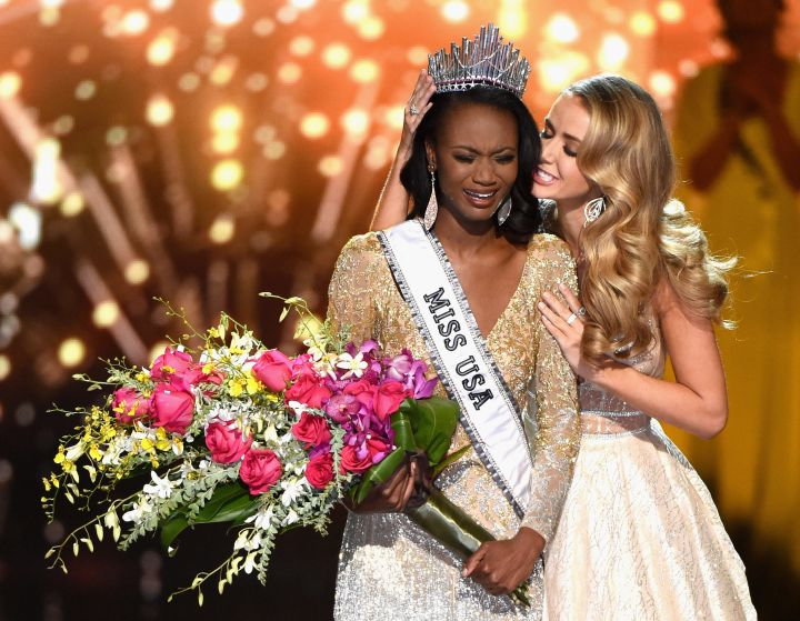 Black Miss USA Crowned