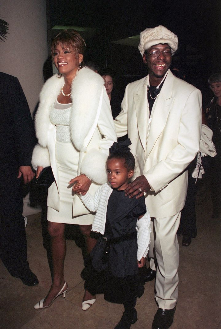 Bobbi Kristina & Bobby Brown