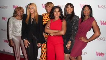 'Braxton Family Values' Season Three Premiere Party