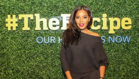The Recipe Hosted By Angela Simmons And Mack Wilds