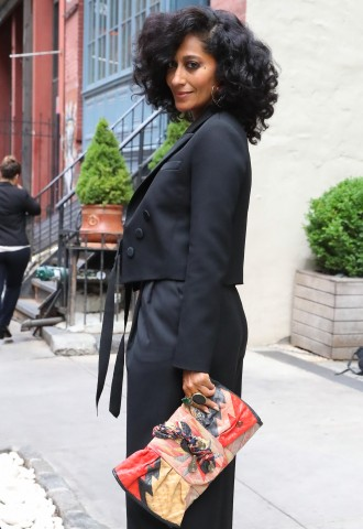 Celebrity Sightings In New York - June 07, 2016