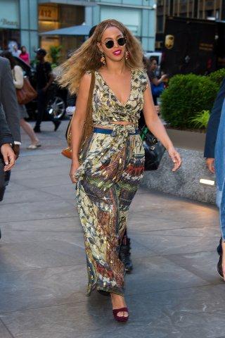 Celebrity Sightings in New York City - June 17, 2016