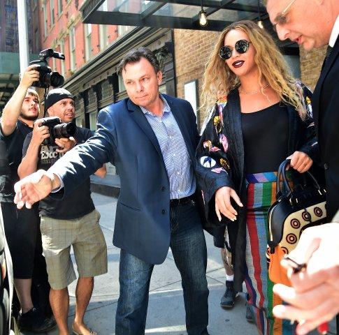 Celebrity Sightings in New York City - June 14, 2016