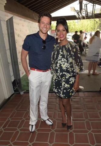 SAG-AFTRA Foundation LA Golf Classic And Actors Inspiration Award Presented To Kerry Washington