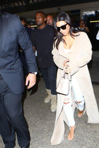 Celebrity Sightings In Los Angeles - June 14, 2016