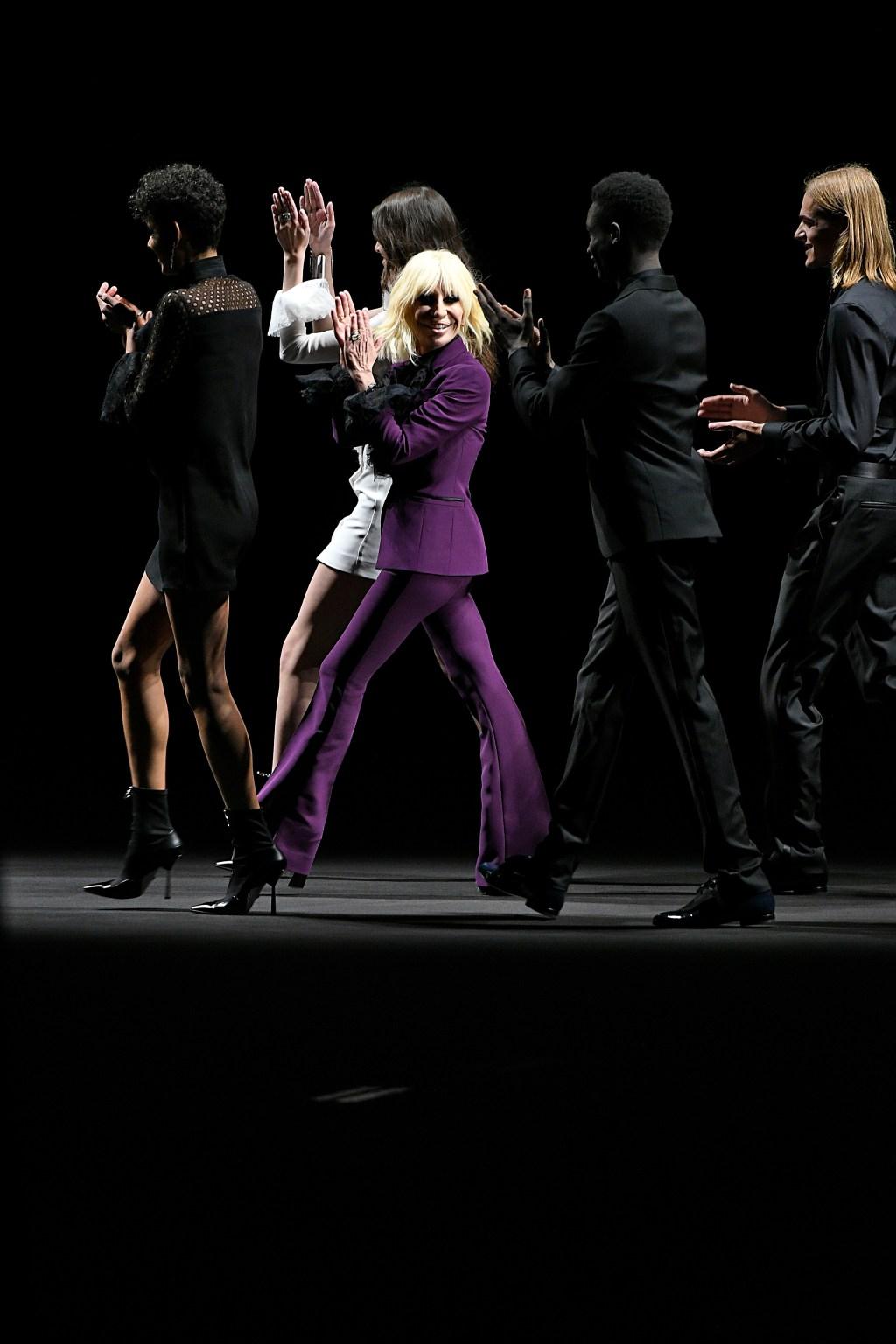 Versace - Runway - Milan Men's Fashion Week SS17