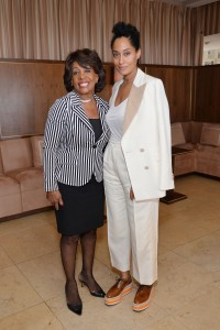 Glamour and Facebook Host Power Players In Hollywood & Politics Lunch at Sunset Tower in West Hollywood