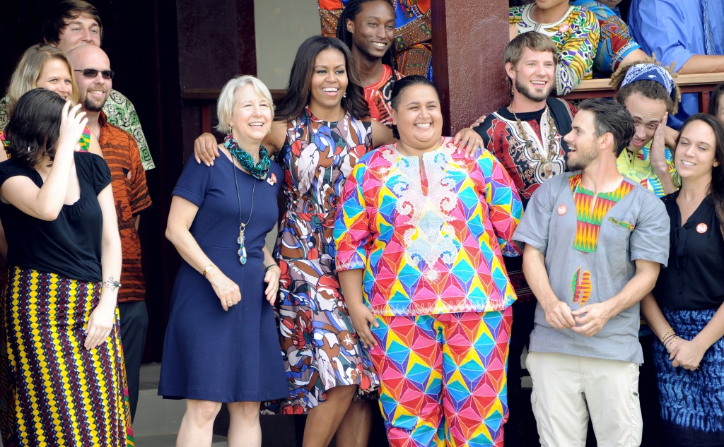 LIBERIA-US-DIPLOMACY-OBAMA-EDUCATION