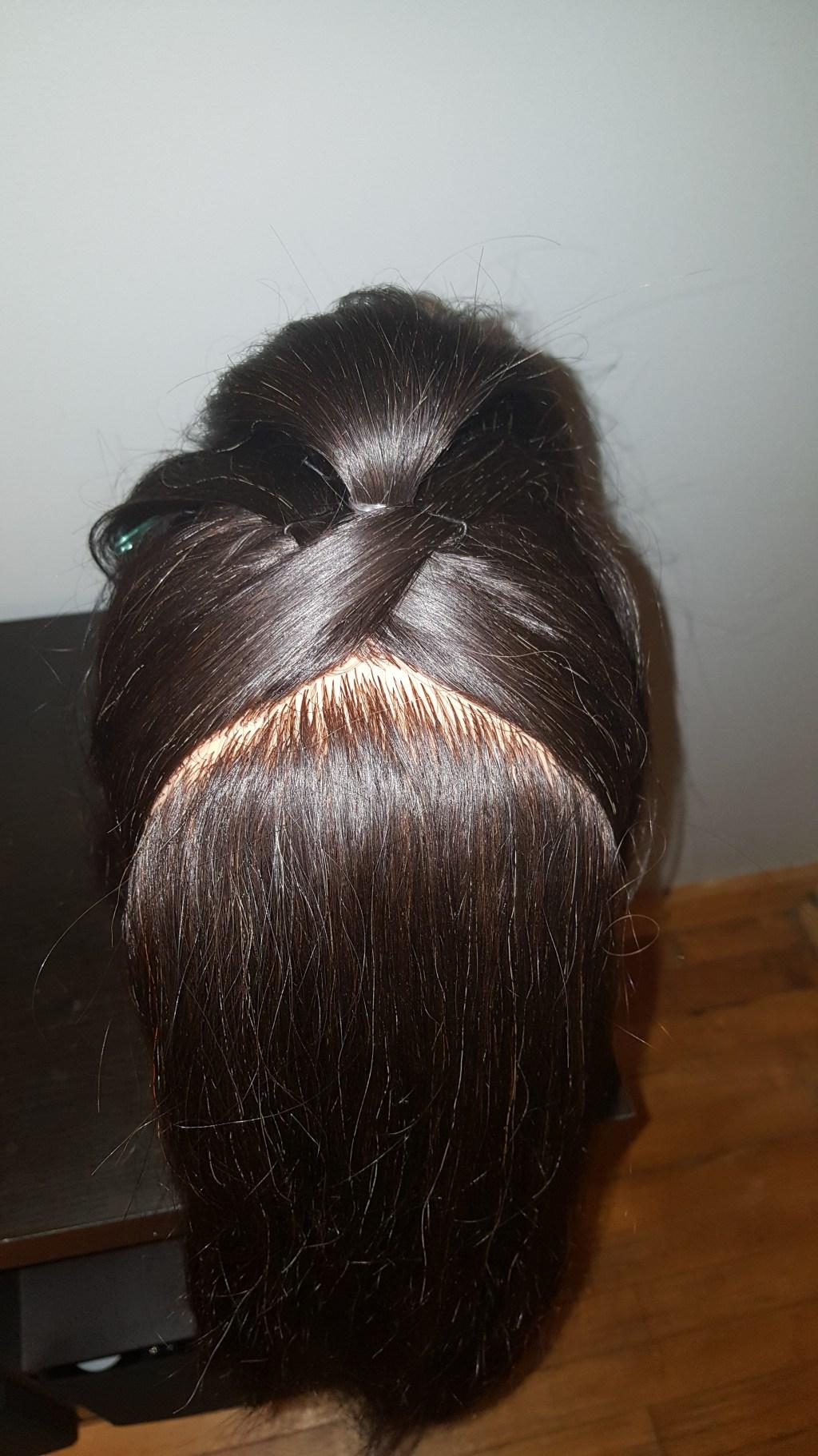 Wedding Hair On A Budget