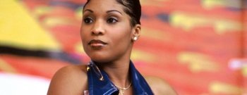 Adina Howard at KMEL Summer Jam 1995
