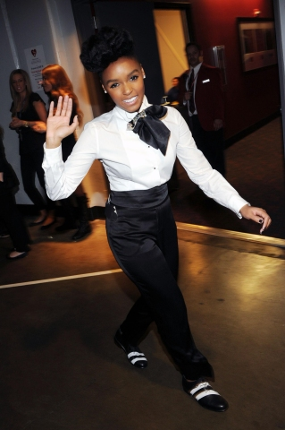 The 53rd Annual GRAMMY Awards - Backstage And Audience