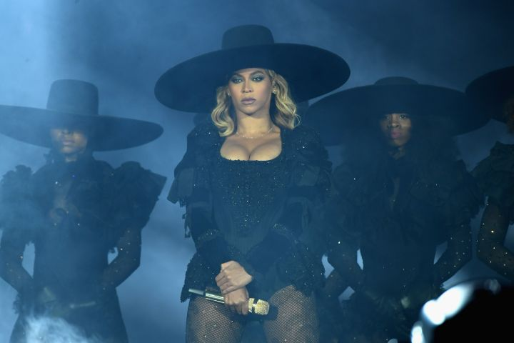 "Beyonce Gets In ""Formation"""