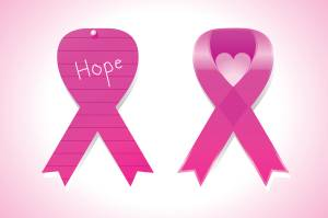Cancer awareness symbols