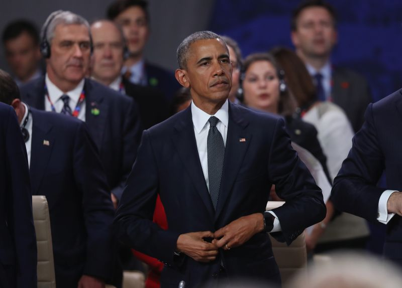 NATO Holds Warsaw Summit
