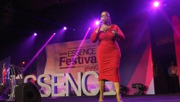 2016 Essence Festival - Day 2