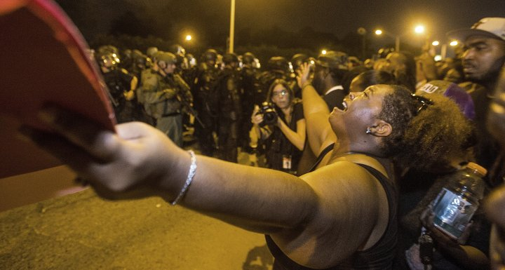 Baton Rouge Protests