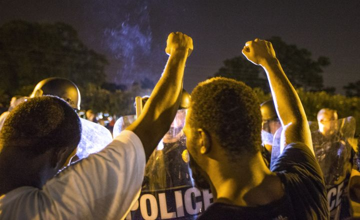 Department Of Justice Launches Civil Rights Investigation In Shooting Of A Black Man By Baton Rouge Police Officer