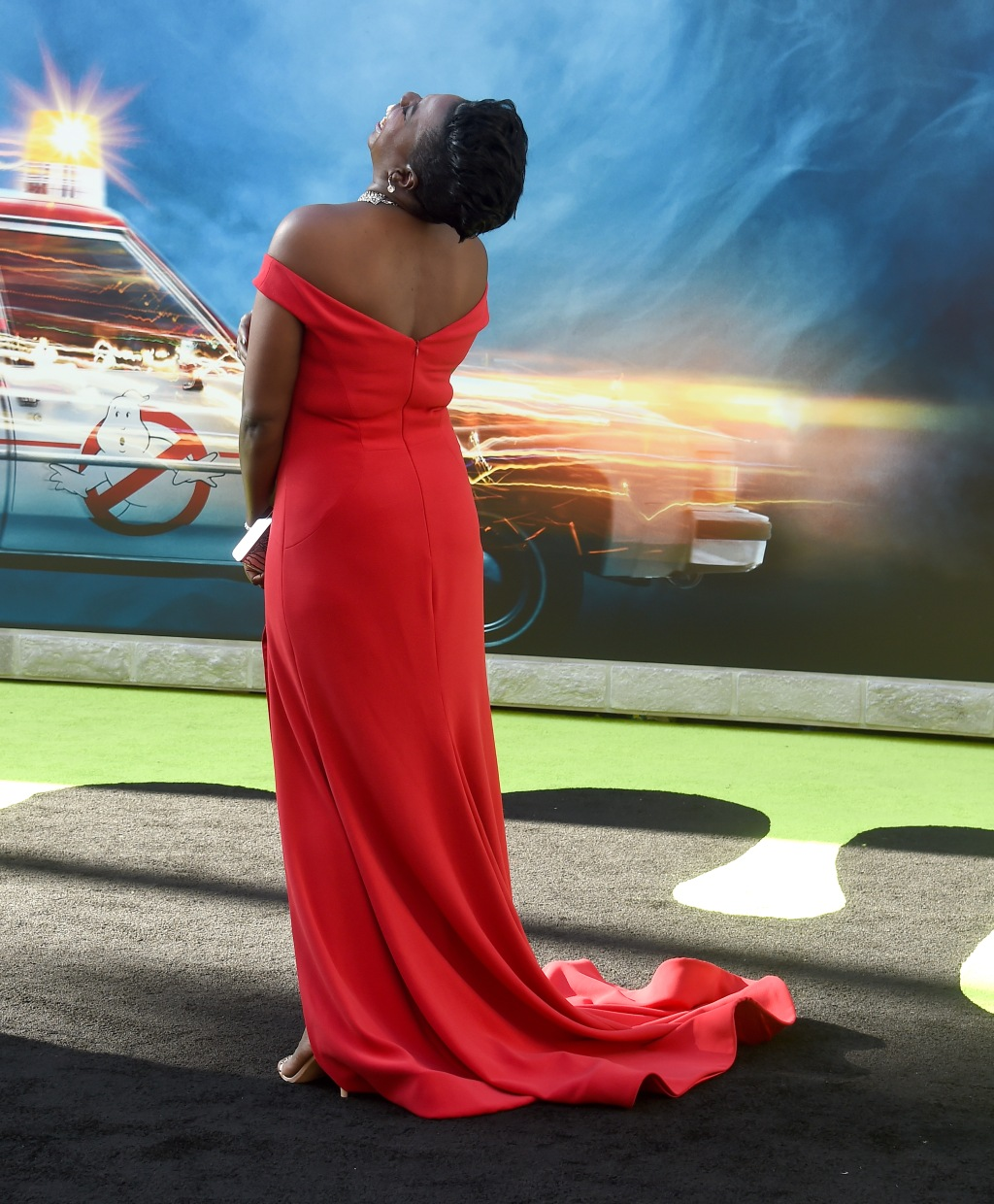 Premiere Of Sony Pictures' 'Ghostbusters' - Arrivals
