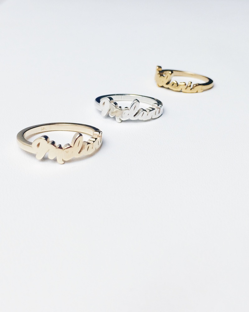 Peace Images Melanin Rings