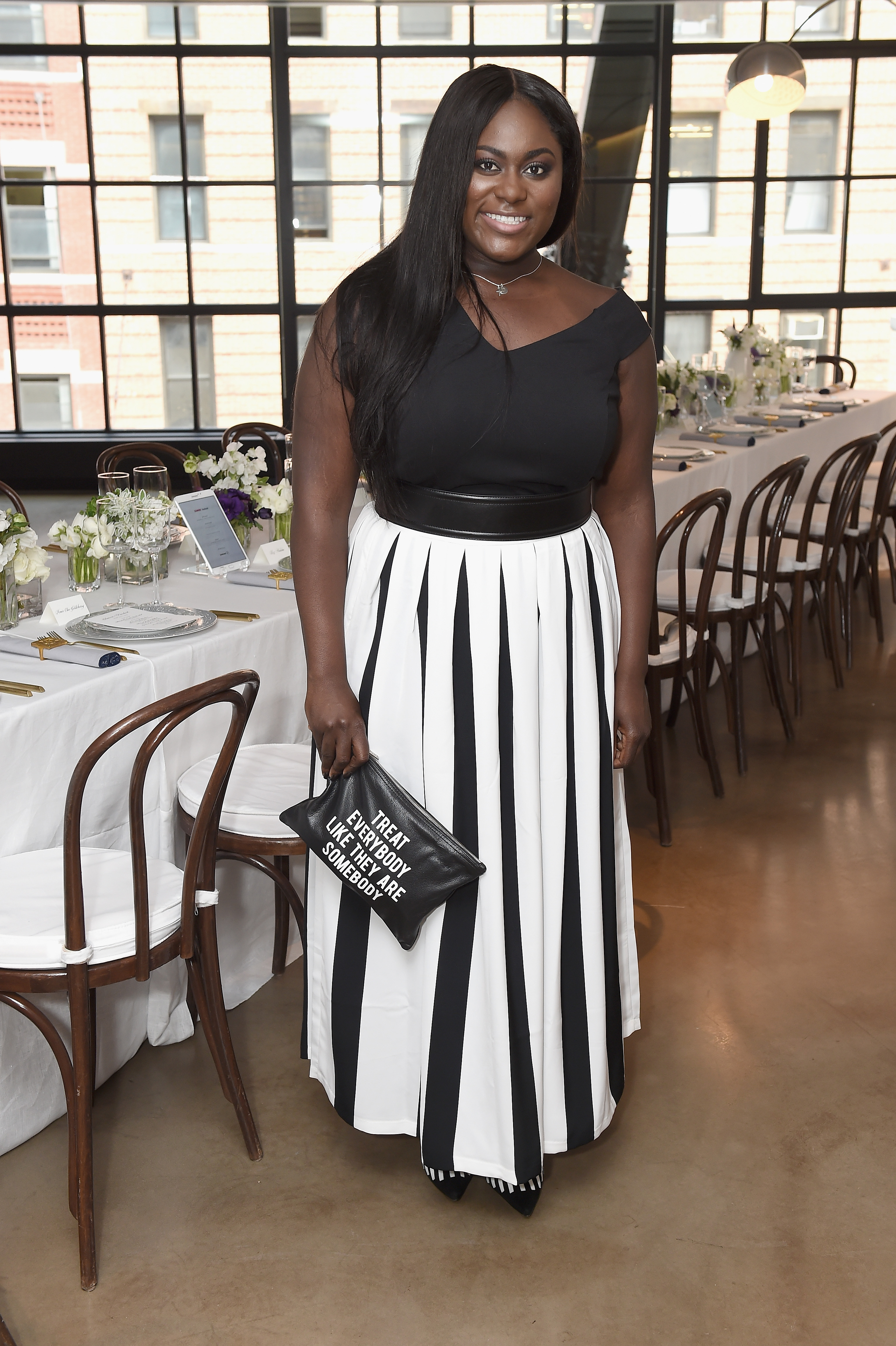 Glamour And Facebook Host Luncheon To Discuss Election 2016 At Samsung 837 In NYC