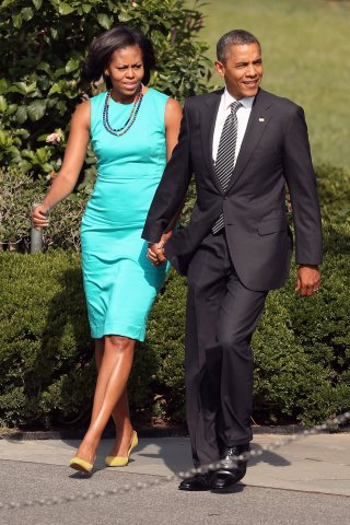 President And Mrs. Obama Welcome Olympic Athletes To The White House