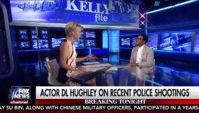 DL Hughley Fox News Megyn Kelly Screenshot